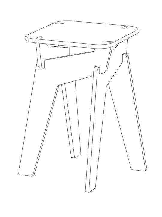 Produits Designenvue Mobilier Objets Design Page 2 Tabouret Design Mobilier De Salon Design En Carton