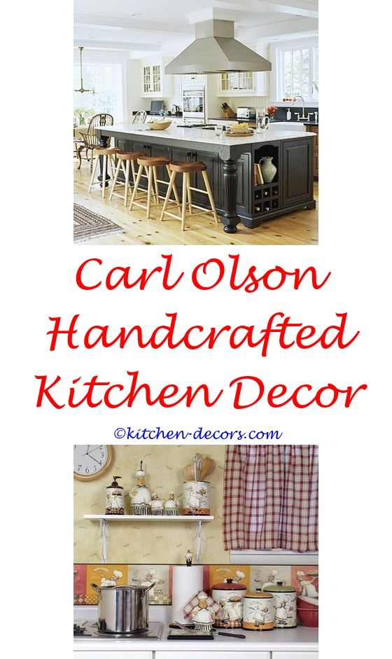 decorate above kitchen cabinets or not - decorative items for ...