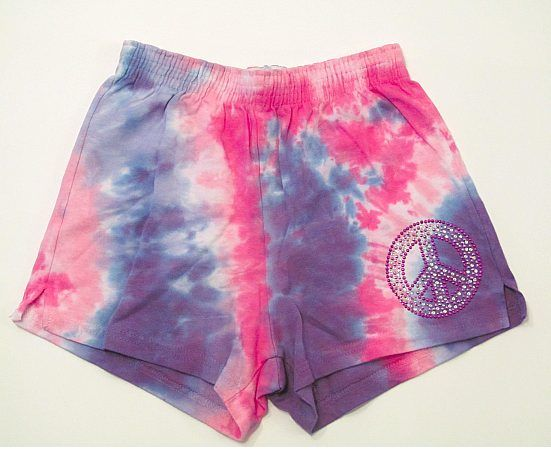 Teen sexy soffe shorts