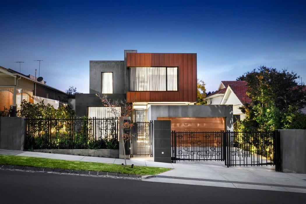 De 70 fotos de fachadas de casas minimalistas fachadas Fotos de fachadas de casas minimalistas