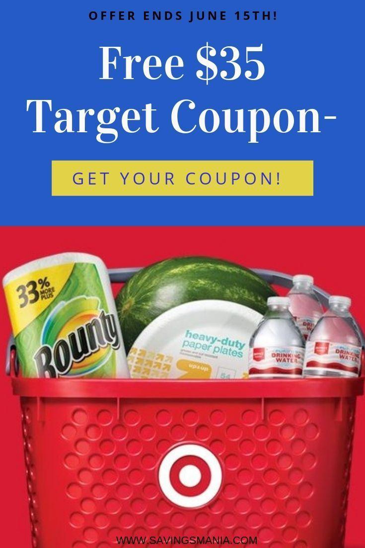 Free 35 target coupon coupons and deals savingsmania