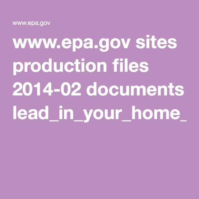 WwwEpaGov Sites Production Files  Documents