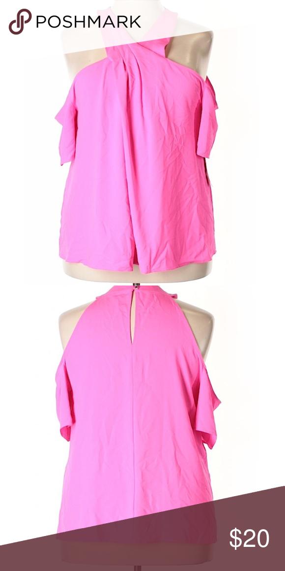 Pink Racheal Ray Top Clothes Design Fashion Fashion Design