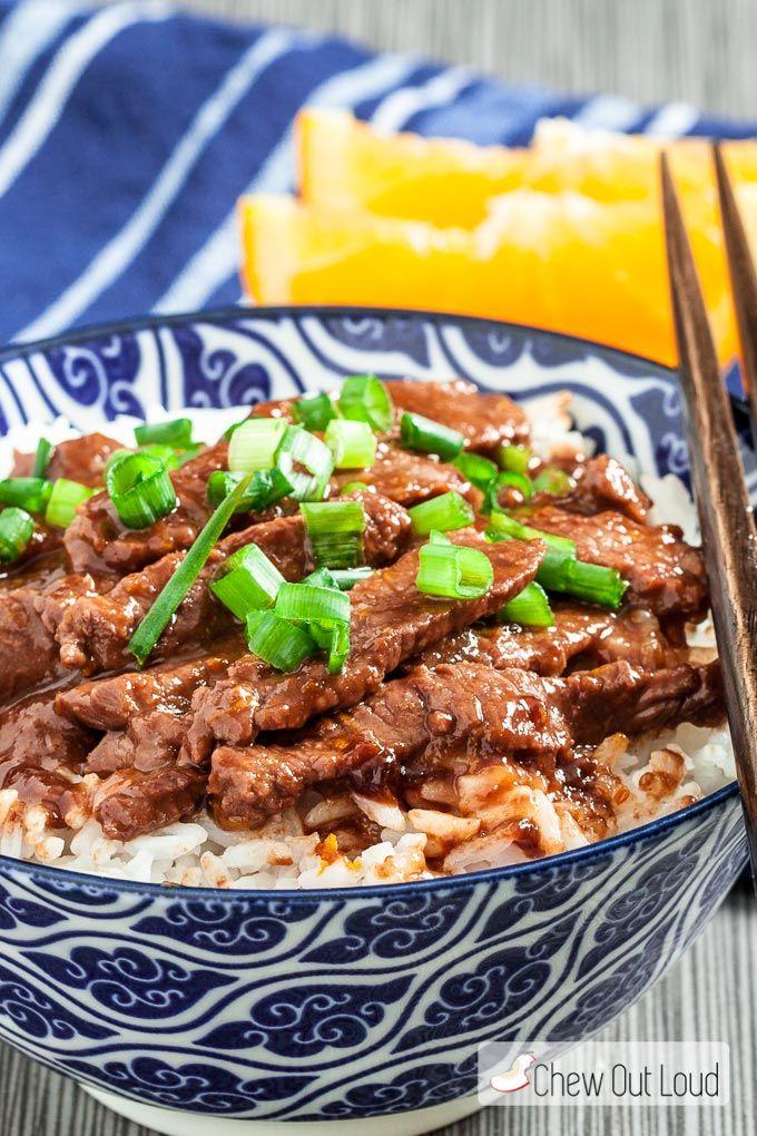 30 minute asian orange beef recipe orange beef asian and dishes 30 minute asian orange beef side recipesasian food forumfinder Images