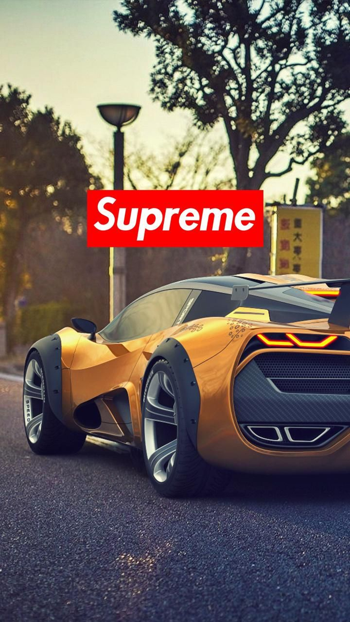 Download supreme car wallpaper by srcots now browse - Car wallpaper phone ...