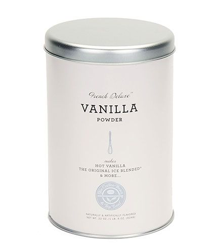 French Deluxe Vanilla Powder The Coffee Bean Tea Leaf Official Store Vanilla Drinks Coffee Beans French Vanilla Coffee