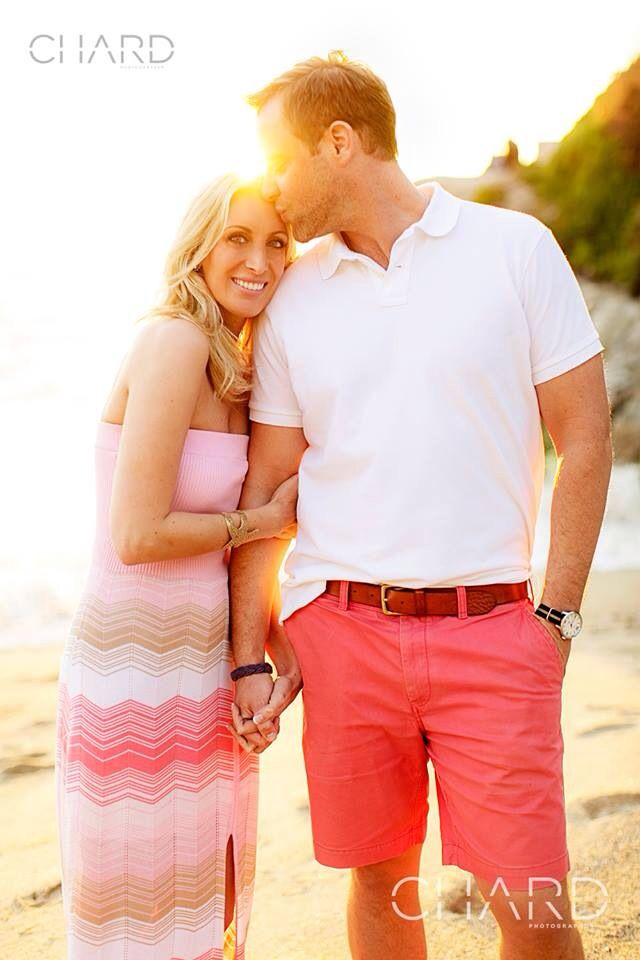 Laguna Beach Engagement Session - photo by Rich Lander, chardphoto
