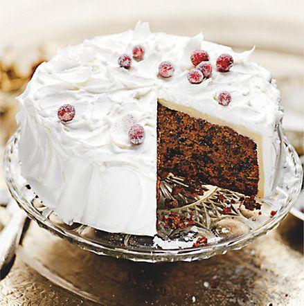 Christmas Cake Recipe M S Com