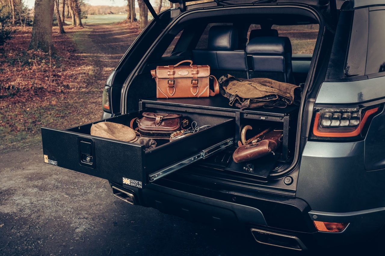 Best storage solutions and accessories for your 4x4