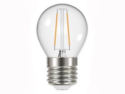 LED lamp kogel helder E27 2,4W | Led lamp