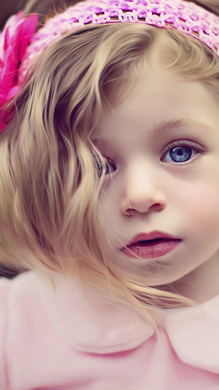 Cute Baby Girl Wallpaper Cute Baby Girl Wallpaper Baby Girl Wallpaper Girl Iphone Wallpaper