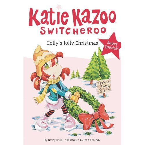 bedtime story for childrenhollys jolly christmas katie kazoo switcheroo funny stories about children - Christmas Bedtime Stories