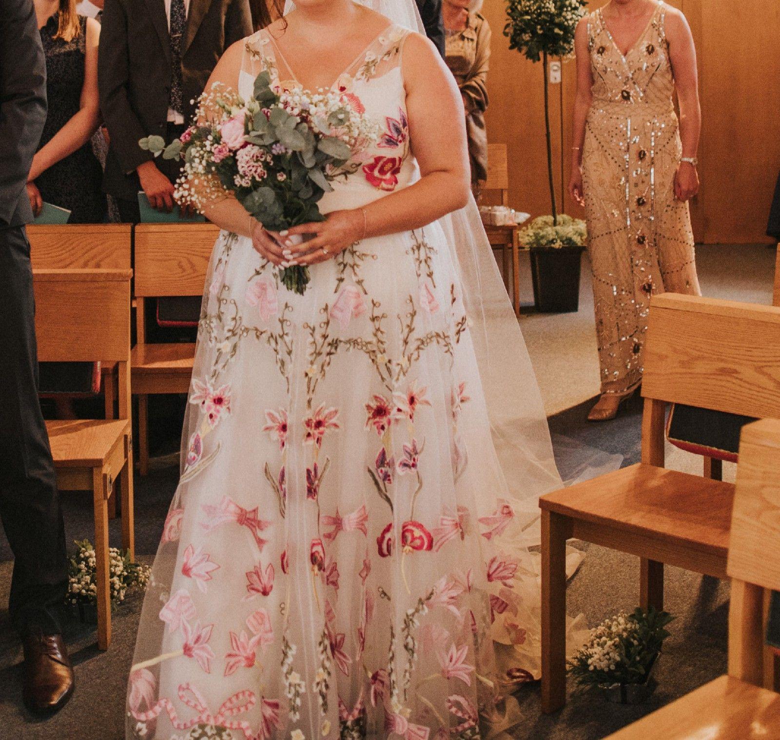422757fb947c Temperley London Bibi Wedding Dress in 2019 | Cough secret wedding ...