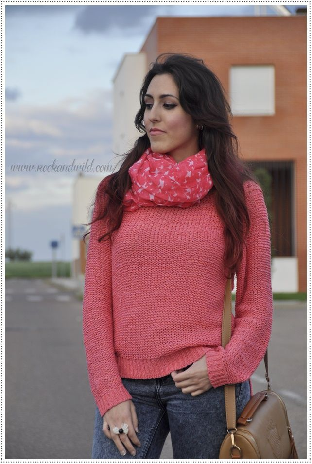"""Rock and Wild: OUTFIT """"Coral birds and booties"""""""
