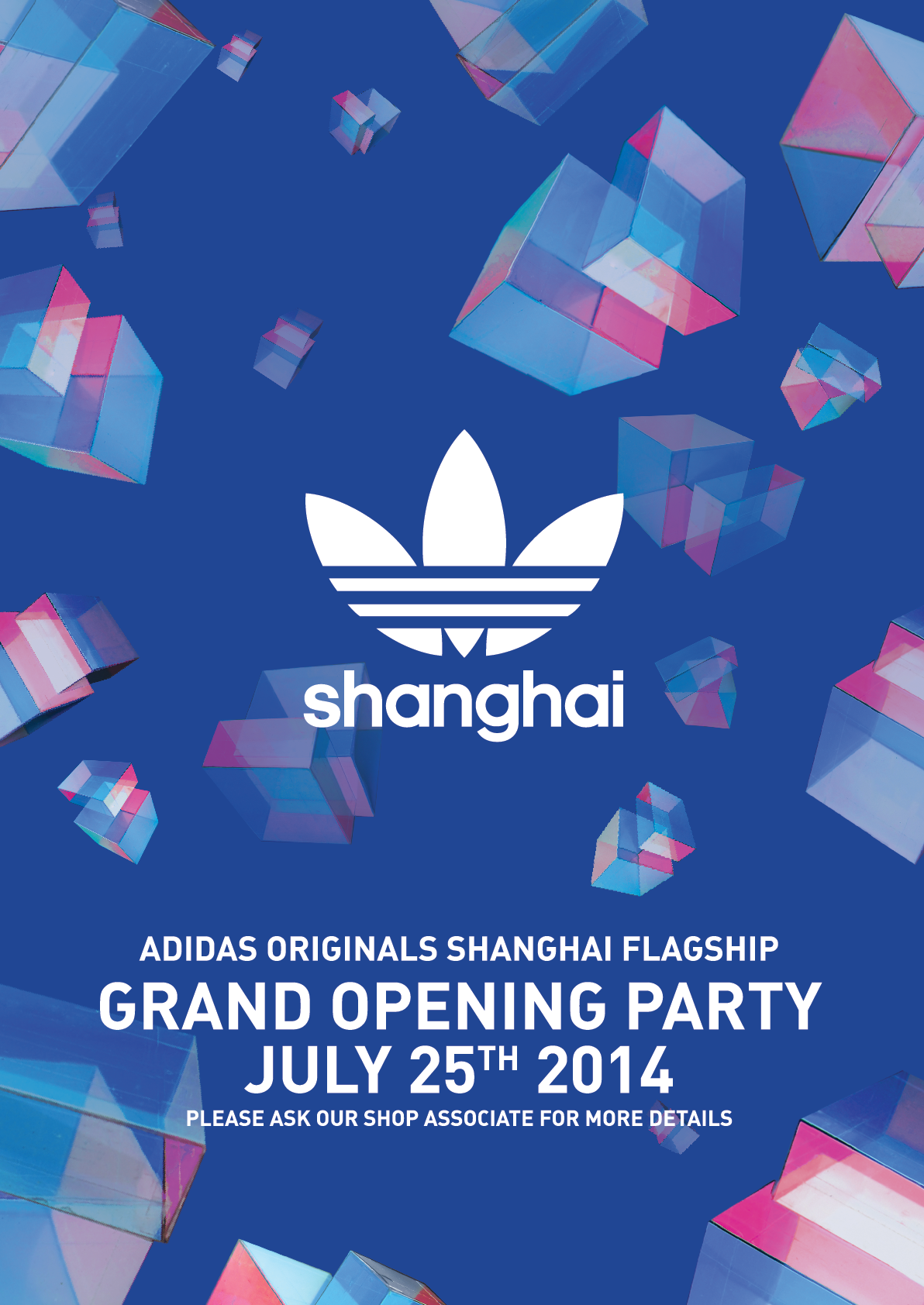 Promotion design items by Name&Name for Adidas Originals