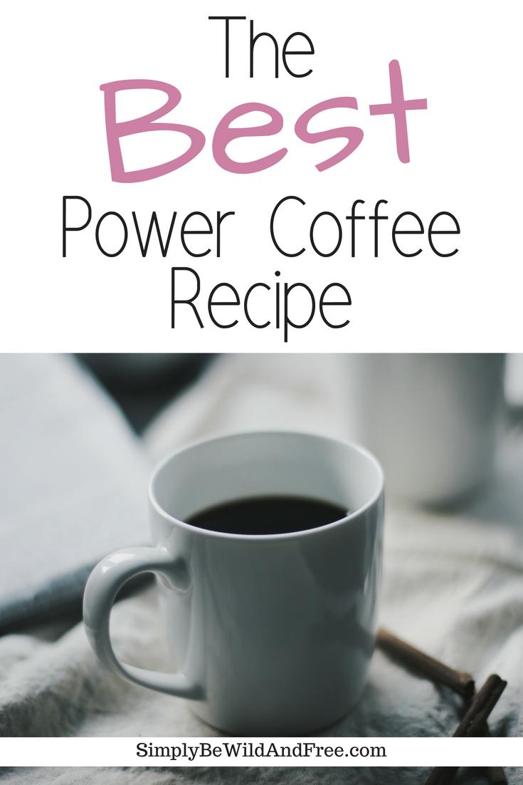 diet coffee power health