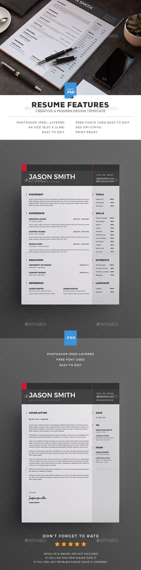 pin by bashooka web  u0026 graphic design on killer resume