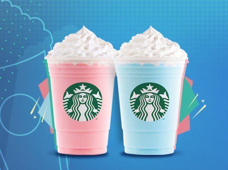 15 Best Drinks From The Starbucks Secret Menu Starbuckssecretmenudrinks 15 Best Dr In 2020 Starbucks Secret Menu Cotton Candy Frappuccino Starbucks Secret Menu Drinks