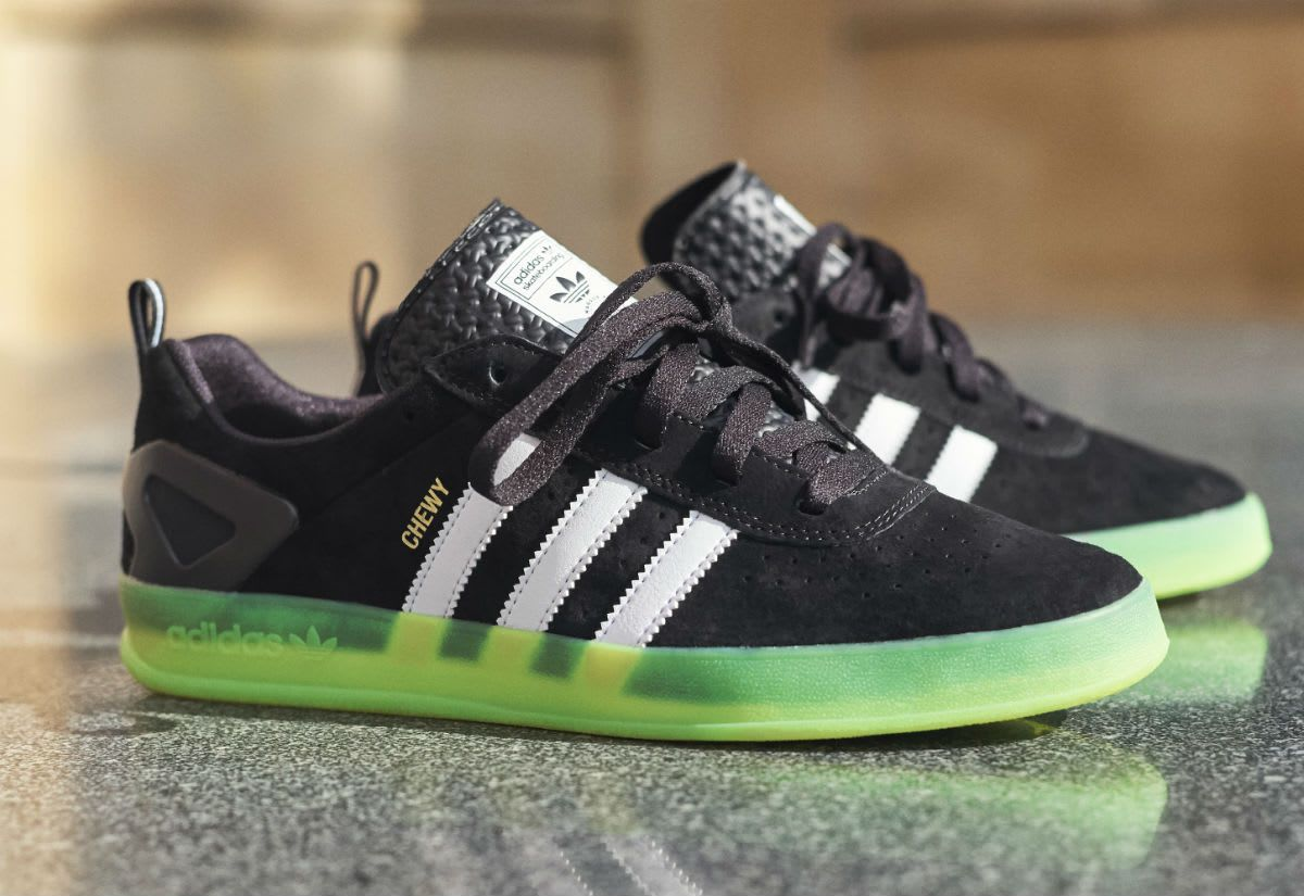 on sale 25602 1686a Adidas Palace Pro Chewy Cannon Release Date (2)