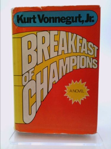 Breakfast of Champions Or Goodbye Blue Monday 1st Edition | New and Used Books…