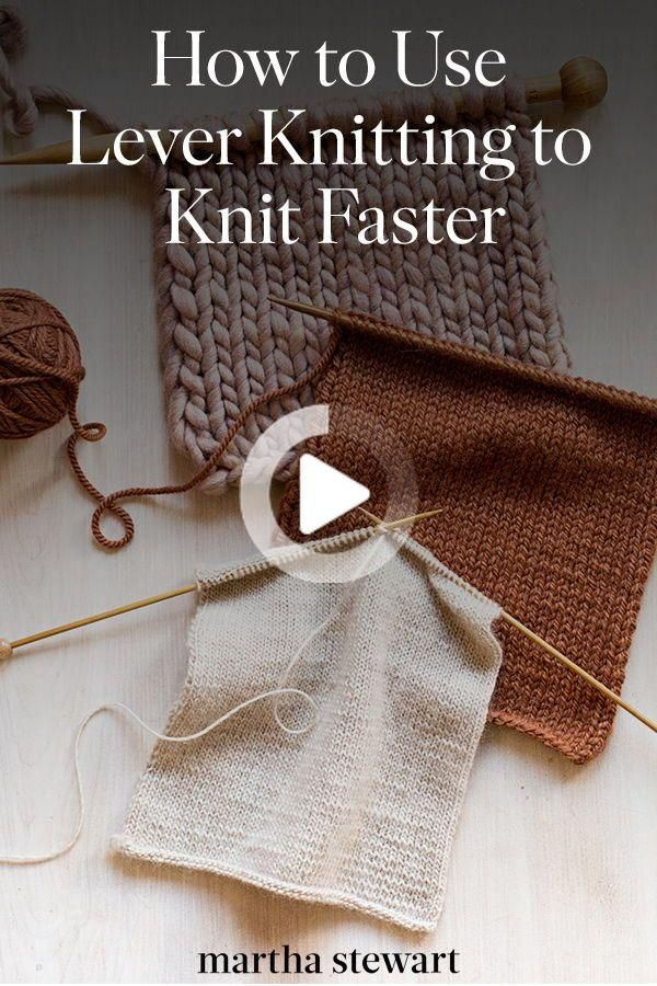 It's quick, efficient, and quite literally painless. #crochet #knitting