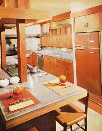 1960s Kitchens mad men style | beautiful, the 1960s and 1960s furniture