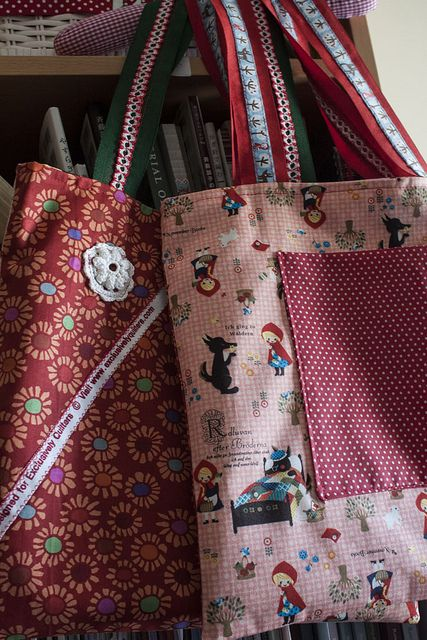 Free Sewing Patterns And Tutorials Bags Pinterest Sewing
