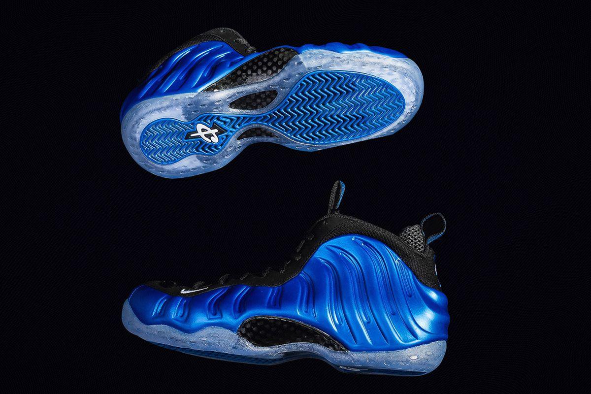outlet store 31fb3 66331 Nike Air Foamposite One XX  Dark Neon Royal  (Release Info) - EU Kicks   Sneaker Magazine