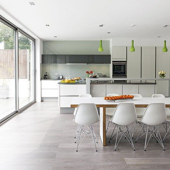 Kitchen Dining Room Plans: Extensions, Kitchen Diner Extension And Kitchens