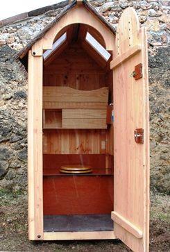 Vente de toilettes sèches -Gamme les Tinettes du Ventoux ...