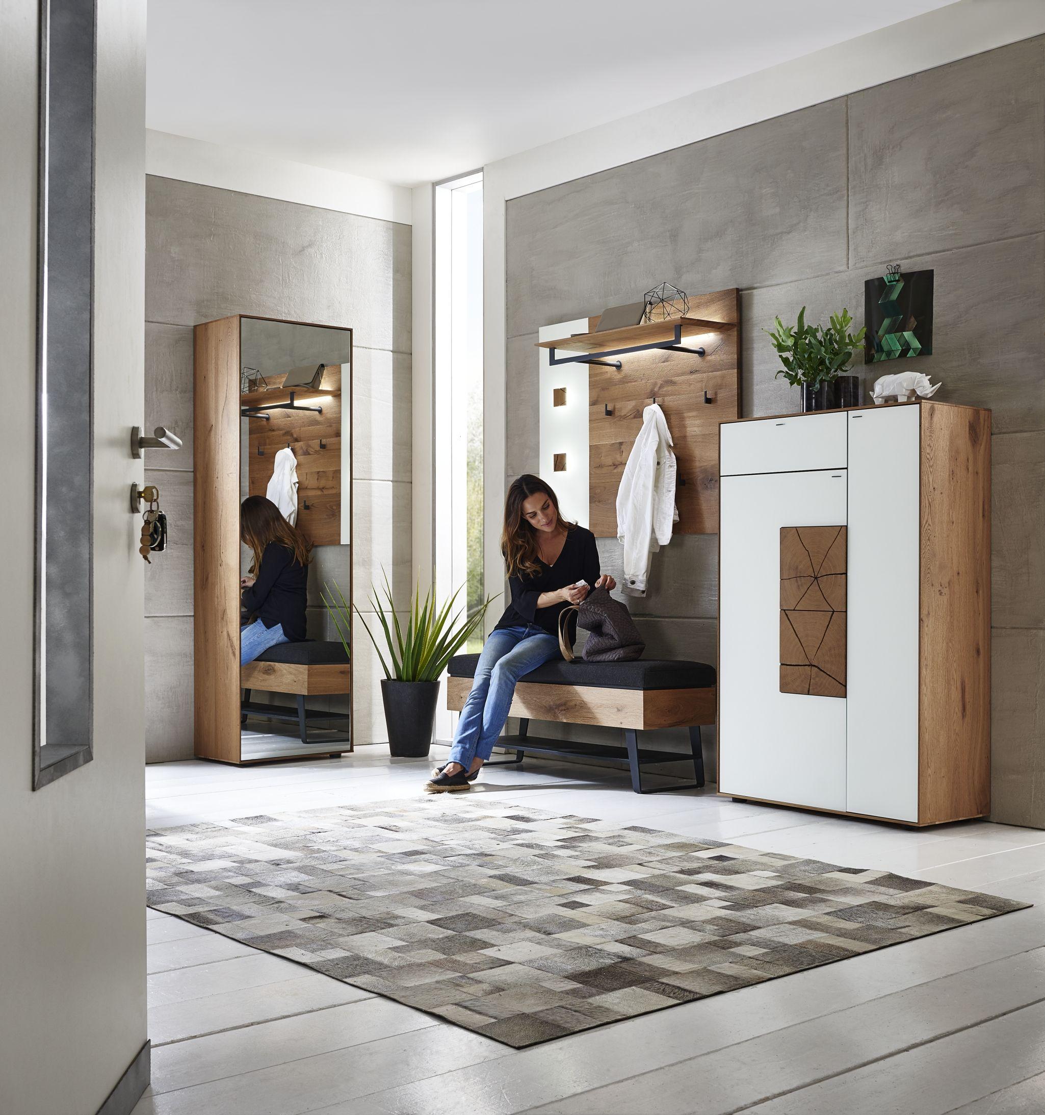 Flure Haus Deko Und Flur Design: CAYA Garderoben Kombi Nr. 104 In 2020