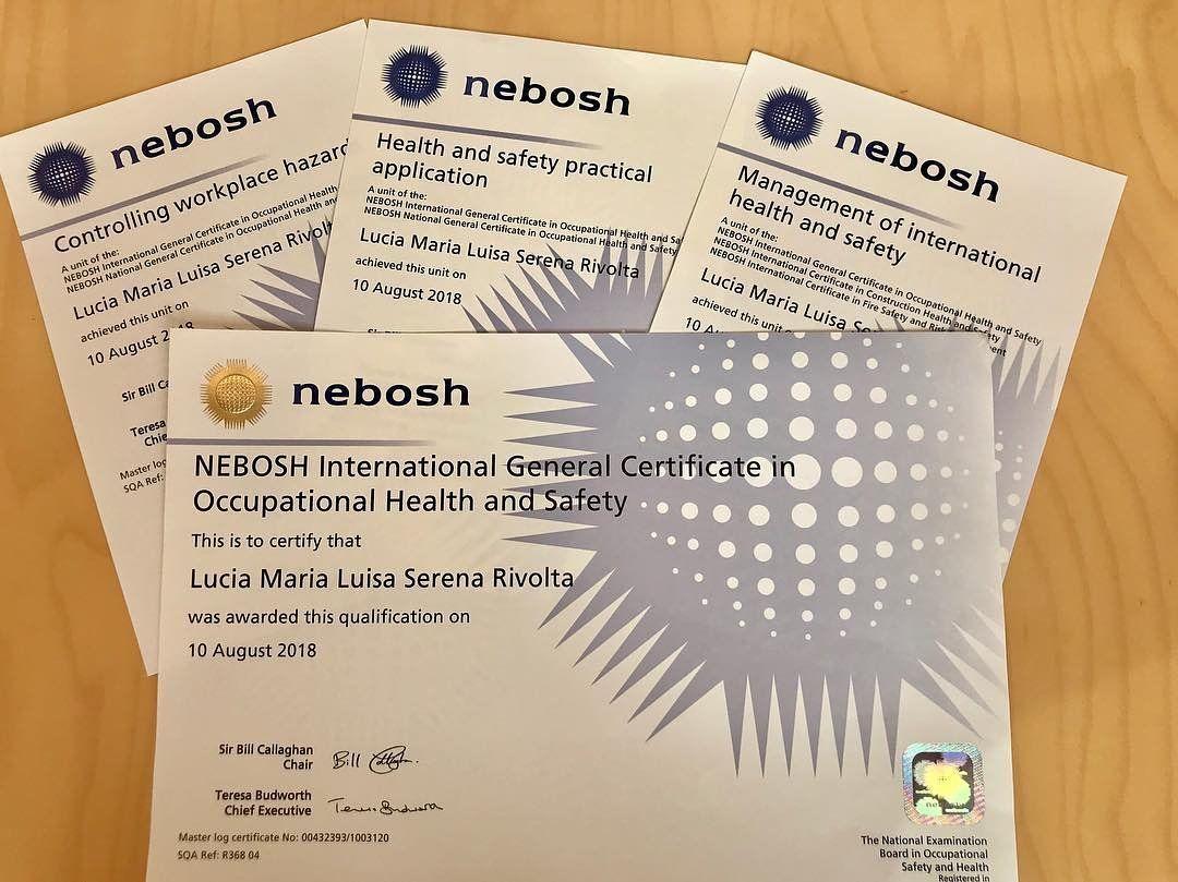 WhatsApp+447448353773 buy fake NEBOSH certificate , Fake