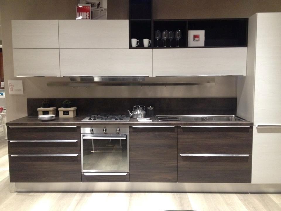 Lube Cucine Cucina Noemi scontato del -70 % | cucine ...