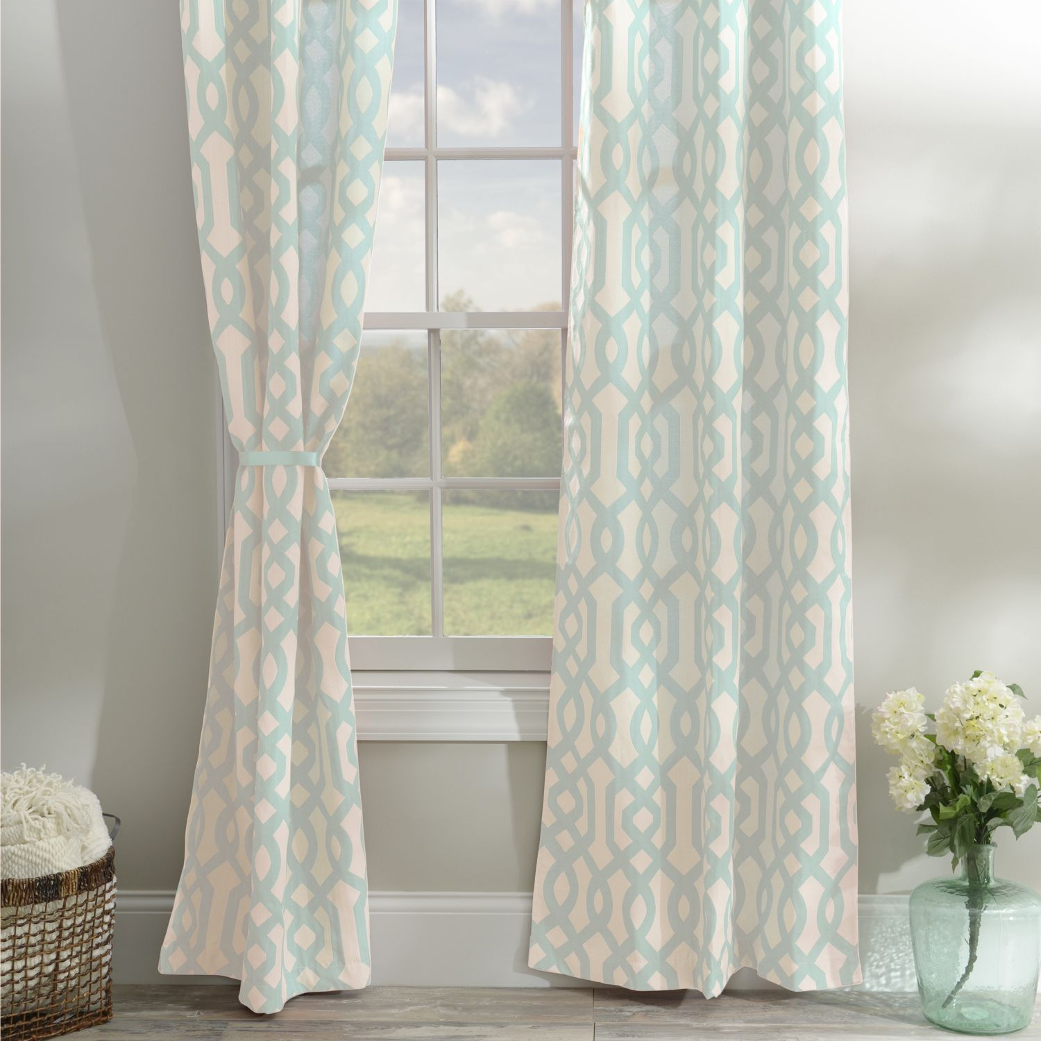 Bring patterns into your living room with Kirkland\'s Gatehill ...