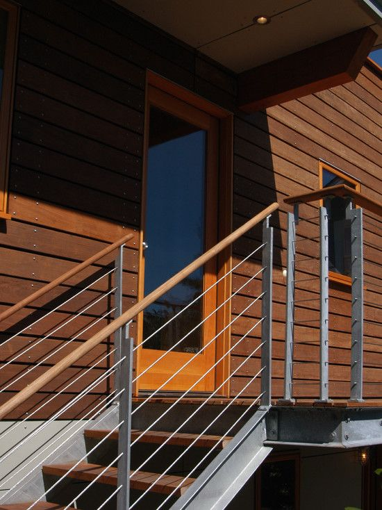 Best Modern Outdoor Stairs Natural Northwest Design Pictures 640 x 480