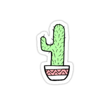 Cactus Beachgifts Beach Gifts Gift Ideas Tumblr Stickers Cute Tumblr Pictures Overlays Tumblr