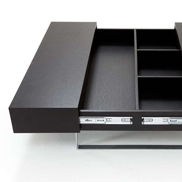Stealth Concealed Storage Table - Side and Coffee Tables - Blue Sun Tree