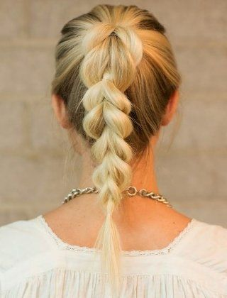 Braided Ponytail Ideas 40 Cute Ponytails With Braids Braided Hairstyles Easy Easy Braids Hair Styles