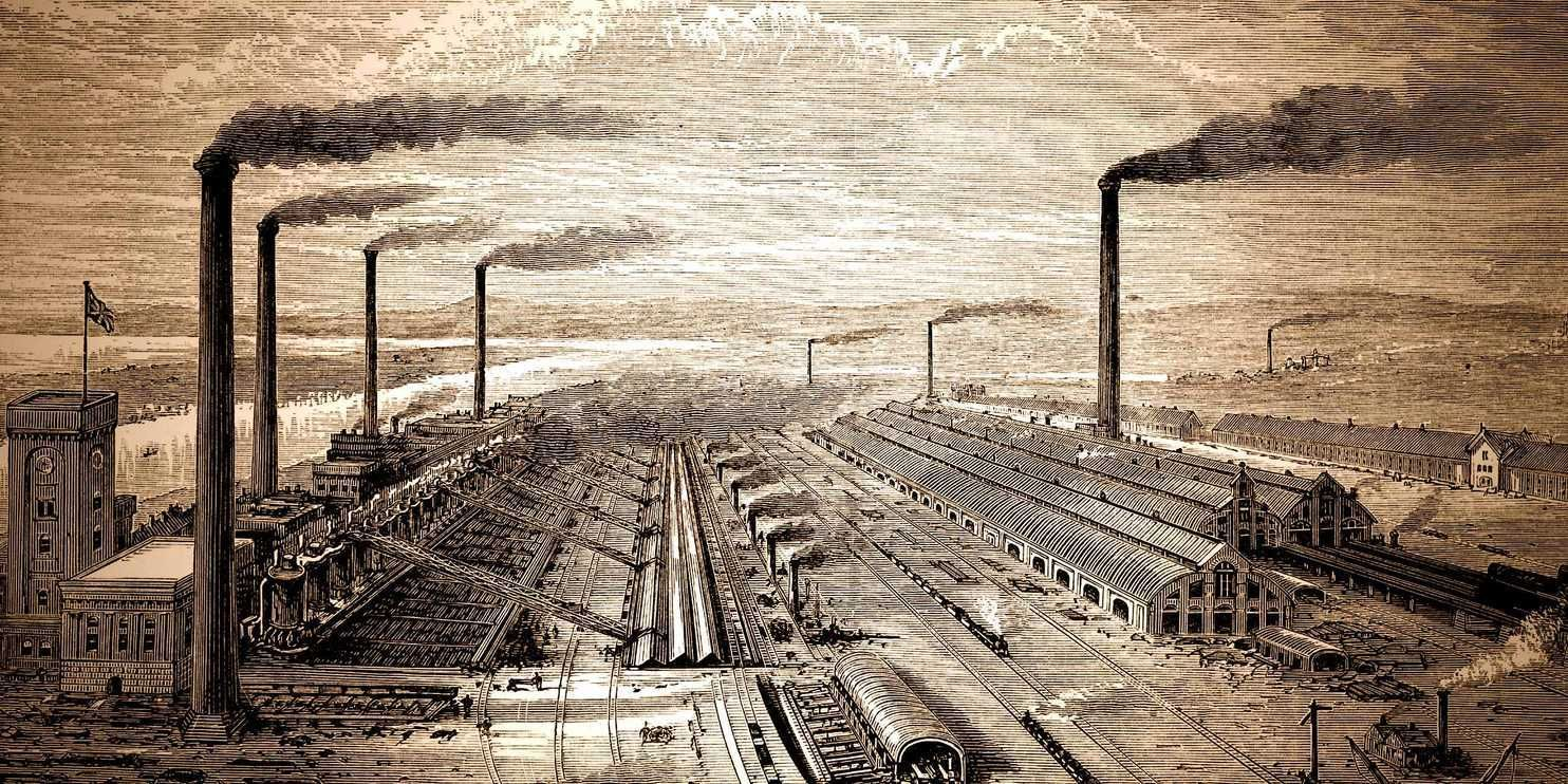 Why The Industrial Revolution Didn T Happen In China Industrial