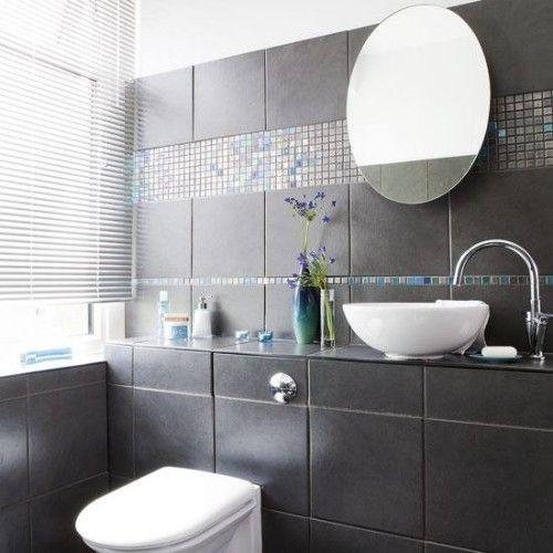 16 ideas para decorar tu baño de visita pequeño | deco bañito ... - Decoracion Bano De Visitas Pequeno