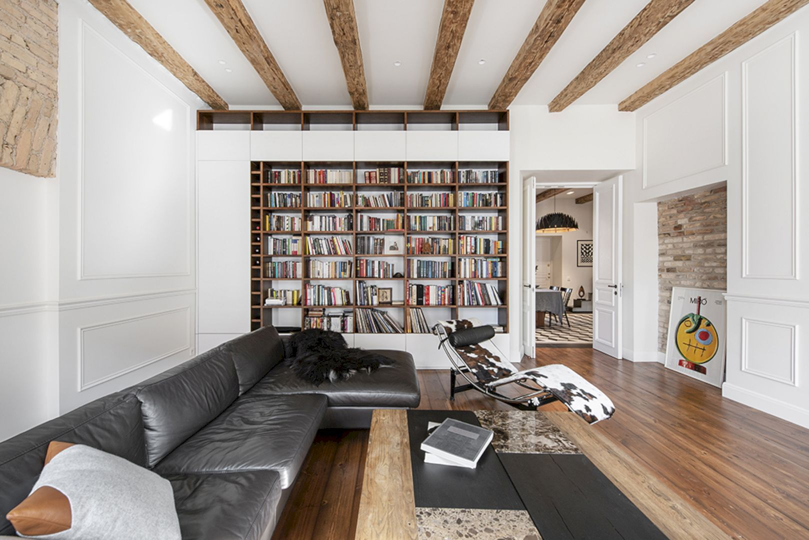 Old Town Apartments Old Apartment With Contemporary Interior And