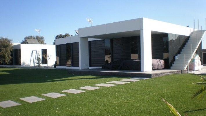 Casas Modulares de Luxo u2013 A-cero Projetos para experimentar - casas modulares