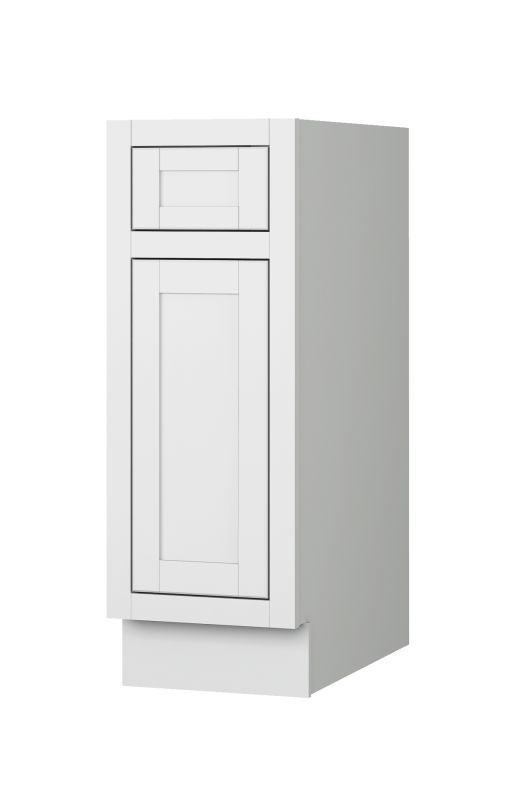 Sagehill Designs Vdb12 Veranda 12 Single Door Base Cabinet With Drawer Linen Kitchen Cabinets Base Cabinets 1 Single Doors Base Cabinets Kitchen Base Cabinets