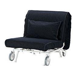 convertible chair bed ikea wedding cover hire hereford mobler og interior til hele hjemmet sofa pinterest ps lovas sovestol vansta mork bla
