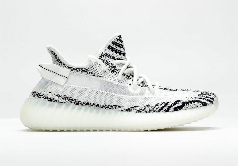 "V2 Colorway 0 ""Zebra"" 350 1Look Yeezy adidasLook 2 mnwv8ON0"