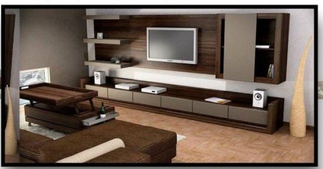 Muebles de tv modernos buscar con google les for Muebles de living modernos