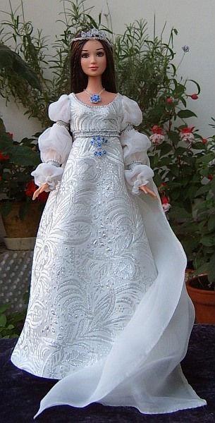 ideas para el hogar: vestidos para muñecas. patrones   barbie