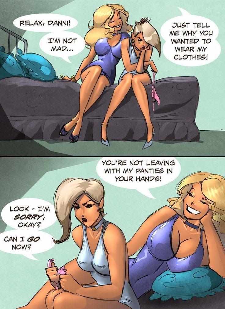 crossdressing sex story