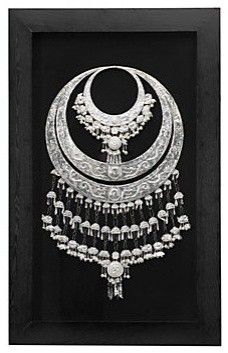 3f819b19ef93 Ceremonial Silver Necklace