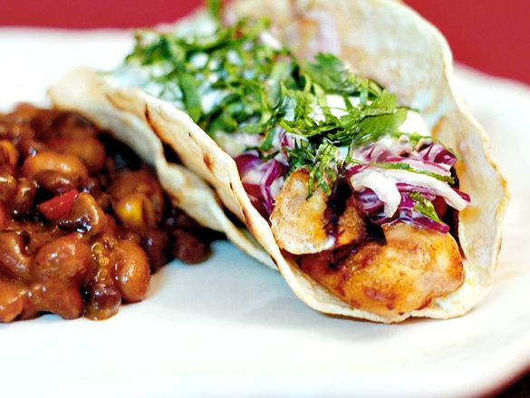 Spicy+Grilled+Fish+Tacos
